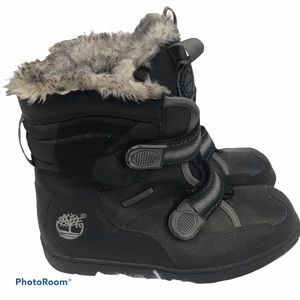 Timberland Fur Lined Thermolite Winter Boots 6.5